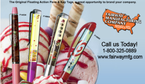 Candy Floating Pen Promotion