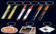 Custom Floaty & Acrylic Key Rings
