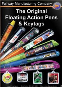 Fairway Manufacturing Company Floaty Pen Catalog