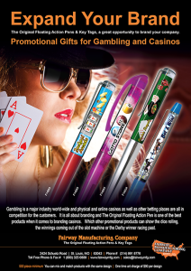 Gambling and Casino Promotion